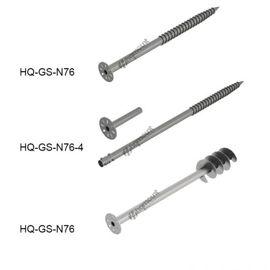 Grounding screw supplier